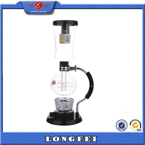 best selling electric use 3cup vacuum coffee maker