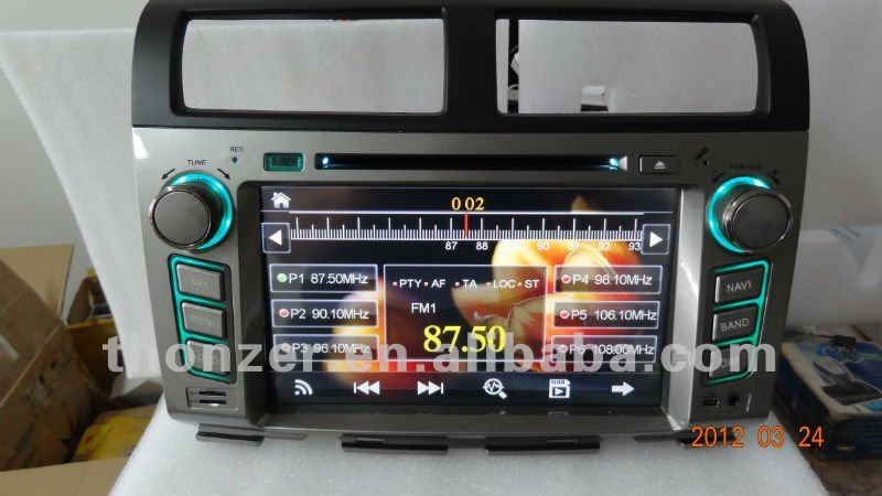 Car DVD Player for MYVI TZ-DG8010