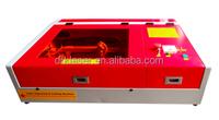 mini 3d laser crystal/glass engraving machine 400x400mm