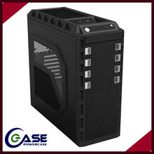 best pc case for cooling led lights with power supply