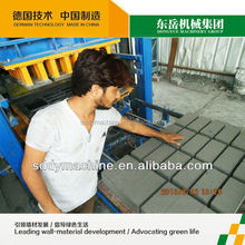 Best selling in alibaba QT4-15 used pug mill price brick block machine in malaysia