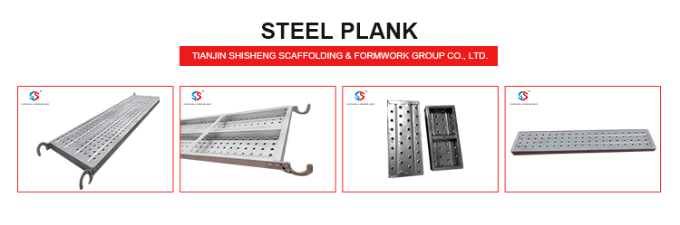 Tianjin Shisheng Customized 1219*1700 OEM Steel Scaffolding Frames