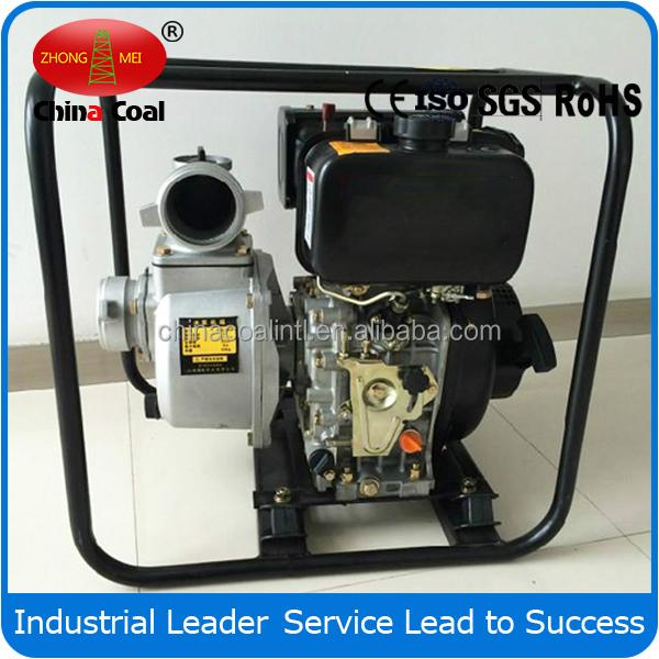 2 inch portable agricultural irrigation diesel water pump for Diesel irrigation motors for sale