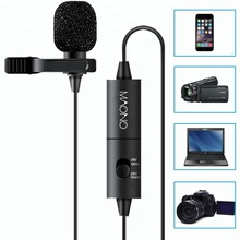 <strong>Manufacture</strong> 3.5mm Port Compact Lapel Microphone ,Lavalier Microphone