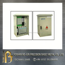 china customized electric metal box , junction box for pole
