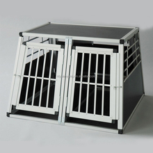 aluminum dog kennel metal dog crate for sale