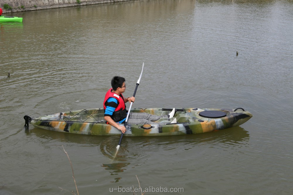 Fishing Kayak With Rudder And Pedals View Kayak With