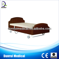 DR-831 FDA/CE/ISO Manufacturer Supply Electric Three Function Nursing Home Furniture