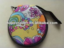 excellent quality with sublimation printing neoprene CD bag