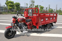 three wheel heavy duty cargo transport motorcycle tricycle for hot sale