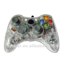 2016 For xbox360 game controller with Transparent shell