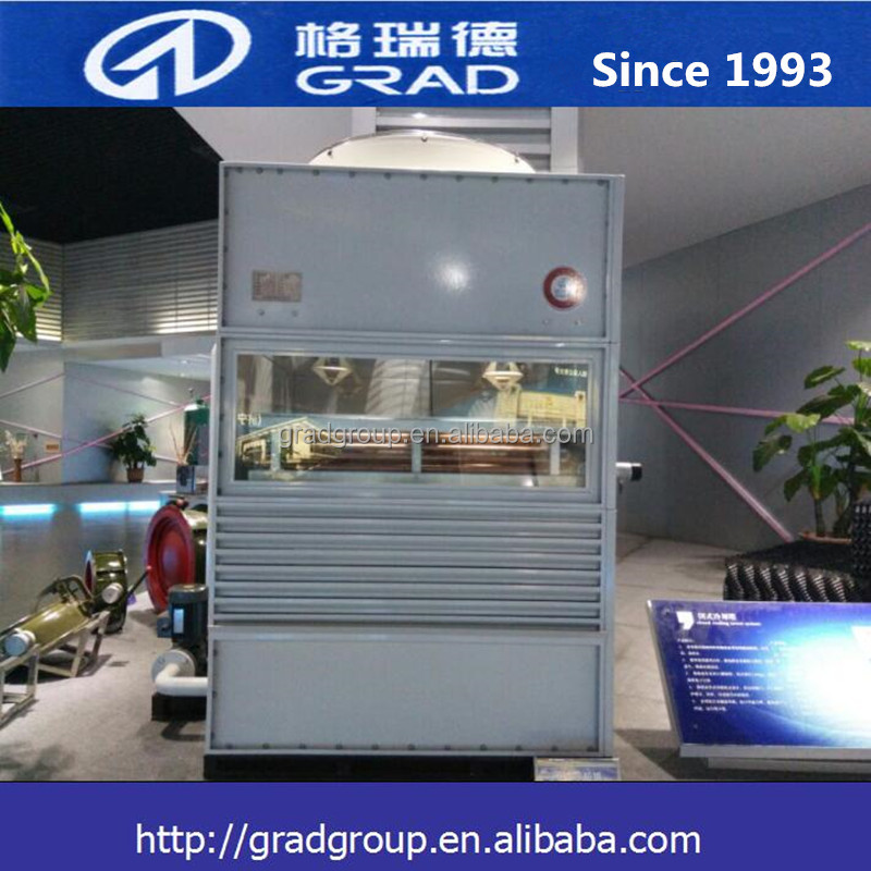 GRAD new condition evaporative condenser type close water cooling tower price