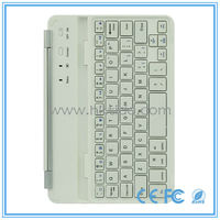 sale mini wireless keyboard aluminum mini wireless bluetooth keyboard for iPad mini
