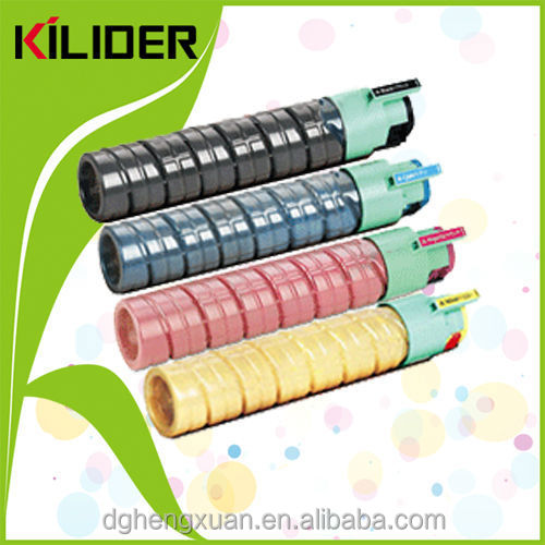 Made in China compatible empty toner cartridge SP C410 used Ricoh laser copier
