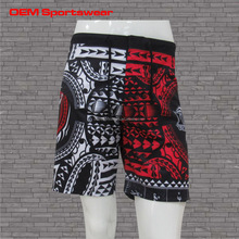 men's summer beach quick dry 4 way stretch Board Shorts