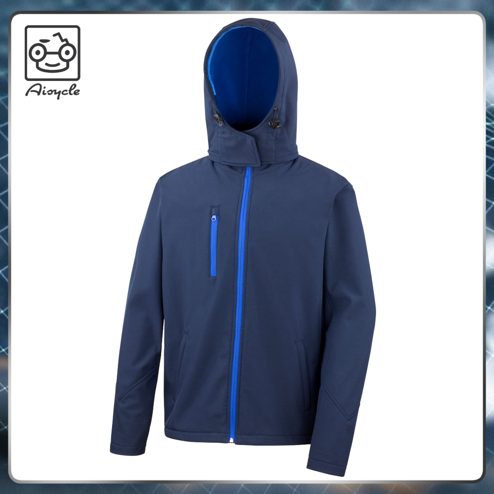 Athletic jacke polyester outdoor jacket outerwear hoody jacket
