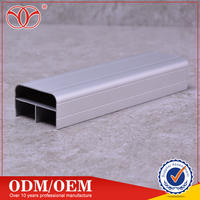 Anodized Surface Finish T Shape Window