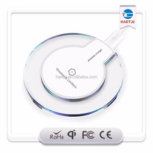 2017 QI wireless charger vivo wireless charging mat for iphone8 wireless charger