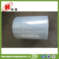 Transparent Transparency and Moisture Proof Feature packing film/LLDPE stretch film