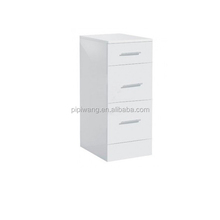 350mm bathroom Drawer Unit mdf bathroom vanity