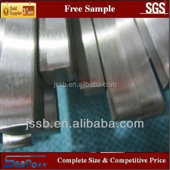 Manufacturer, 304L stainless steel square bar
