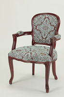 Louis Xv French Armchair Antique Reproduction Furniture