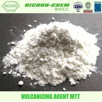 Accelerator MTT Powder Granular CAS NO.1908-87-8 Best Selling Chemical Vulcanizing Agent MTT Thiazoles Heterocyclic Compound