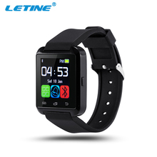 "Hot! 2015 u8 smart watch with 1.44"" display smart watch for mobile phone"