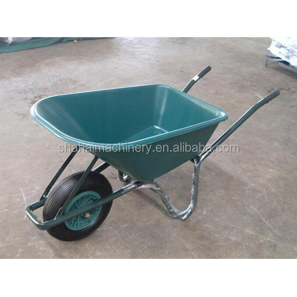 industrial hardware wheelbarrow for mid-east/100l industrial steel tub wheelbarrow