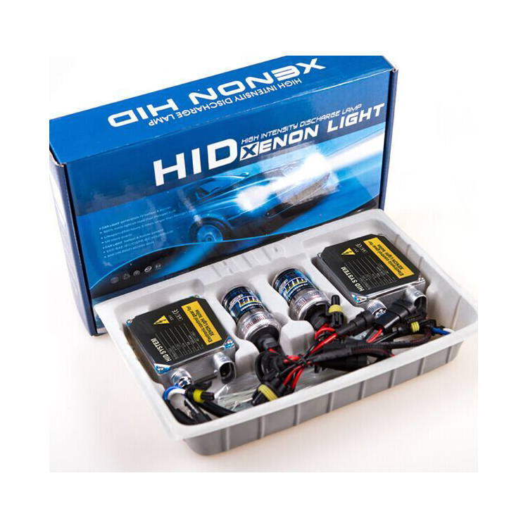 Xenon HID conversion kit H7 single beam  55W Ballast Bulb set 4300K  8000K 5000K