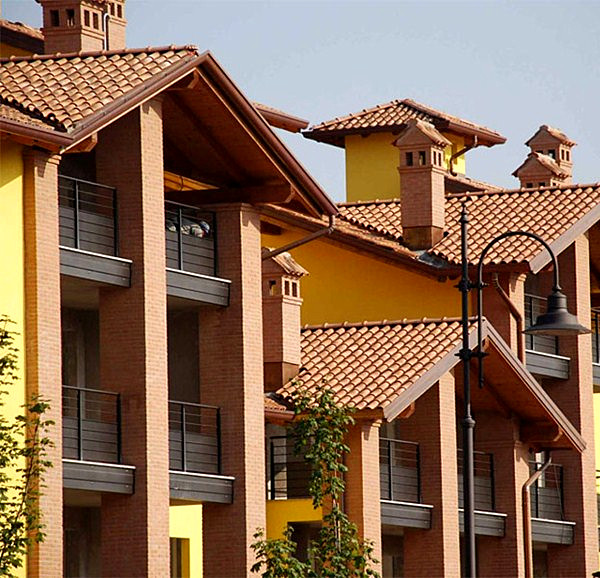 Windproof glazed clay spanish roof tiles prices buy for Buy clay roof tiles online