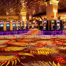 Newly Designed Casino Carpet for Sale K250, Luxury Casino Carpet Factory, Commercial Banquet Carpet