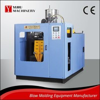 Top Asia Factory Black Mannequin Plastic Injection Moulding Machine