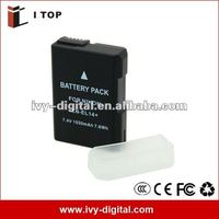 For Nikon EN-EL14 Digital Camera Battery Pack 1050mAh