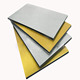 Silver Brushed ACM 3mm PVDF Aluminum Composite Panel