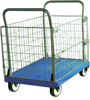 Multi-purpose Wire Mesh Trolley