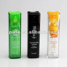10ML Clear Cosmetic plastic tubes and lids