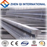 Heavy Steel Rail Prices Railway Supplier