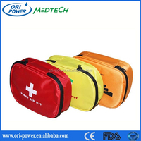 OP hot sale ISO CE FDA approved oem promotional emergency medical nylon small first aid bag