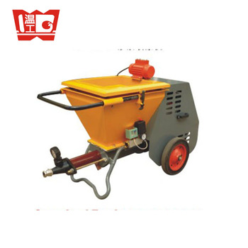 JP40-I Cement spraying pump with plaster gun