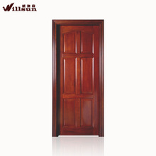 High quality panel metal door flush doors for guest room