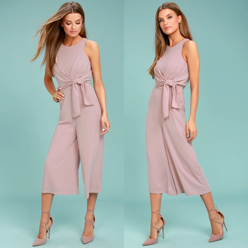 Summer Woman New Design Jumpsuits