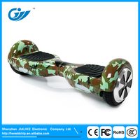 Flashlight Bluetooth mini two wheel balance scooter