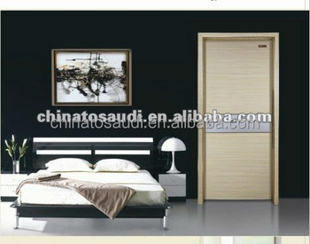 villa wood door for bedroom