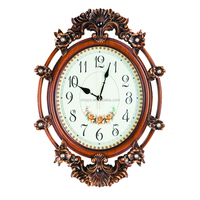 China Antique grandfather wall clock design