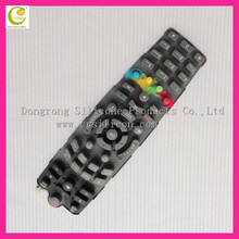 Factory OEM&ODM mobile phone keypad custom prototype silicone keypad