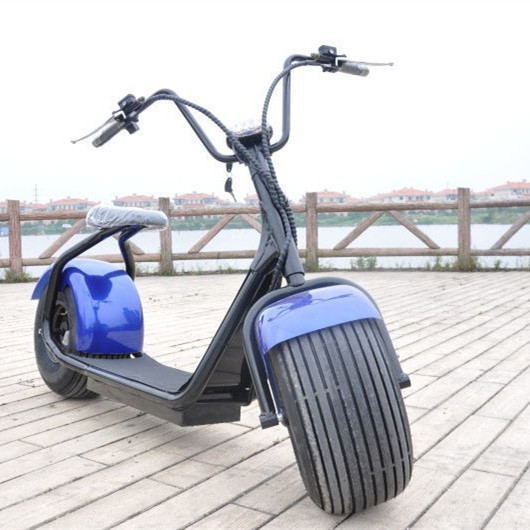18*9.5 Citycoco Electric Scooter 1000W IHarley Mini Adult Electric Mini Chopper Motorcycle for Sale