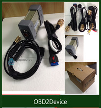 New Relay and New Cable mb das star c3 with Cables The best mb c3 star diagnosis multiplexer + 2016.05 software Hard Drive