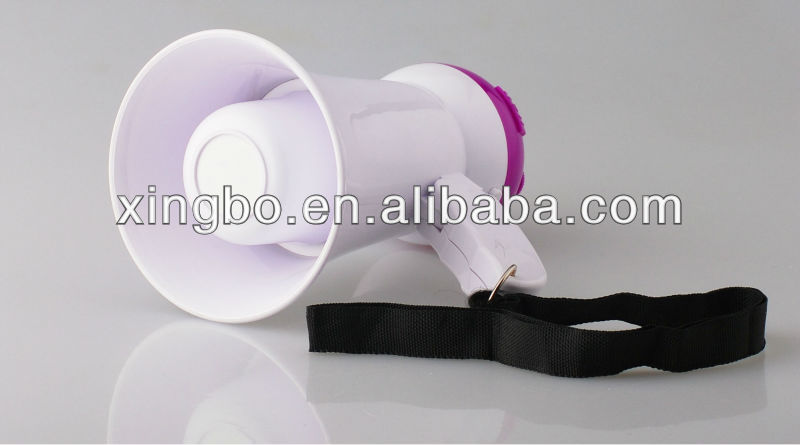 mini portable megaphone with recording for wholesale
