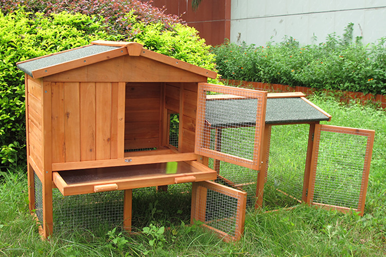 China supplier easy clean best quality large rabbit cage